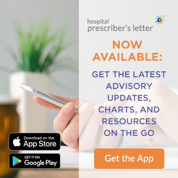 Hospital Prescribers Letter Download App