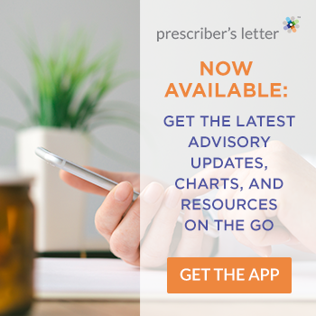 Prescribers Letter Get the App